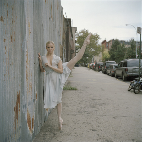 the ballerina project